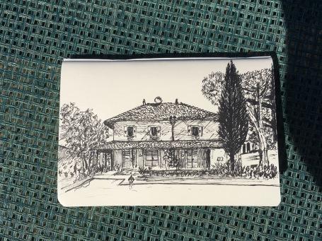 Villa del Sole sketch