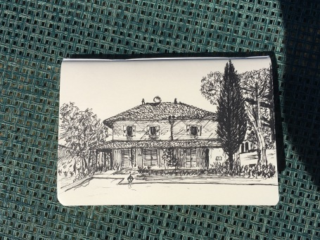 Villa del Sole sketch
